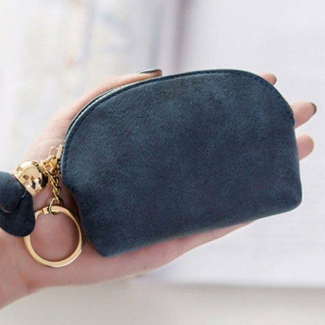 Fashion Coin Wallet for Women Clutches & Wallets Color : Beige|Black|Blue|Green|Pink