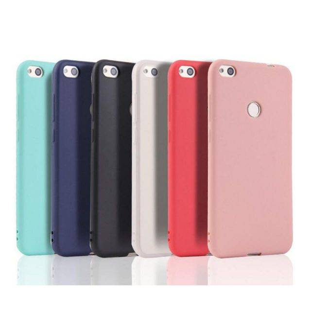Matte Soft Phone Case for Xiaomi