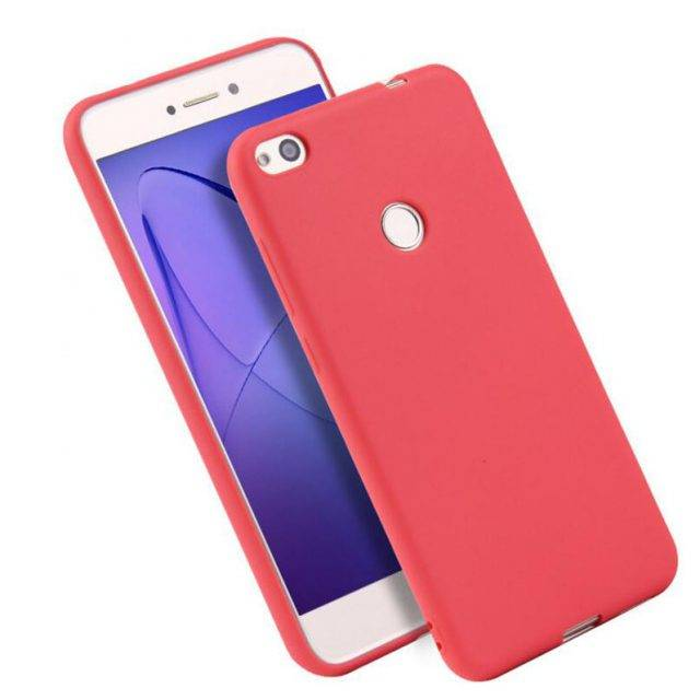 Matte Soft Phone Case for Xiaomi Best Sellers Phone Cases Color : Black|Dark Blue|Sky Blue|Pink|Red|White