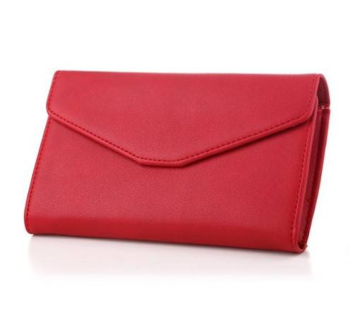 Women's Minimalist Envelope Style Clutch Clutches & Wallets Color : 1|2|3|4|5|6|7|8