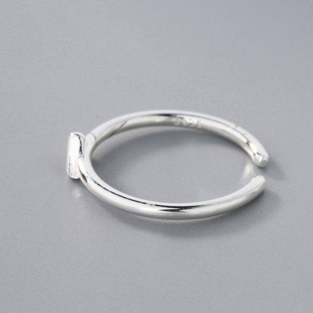Women's Vintage Triangle Shaped Rings