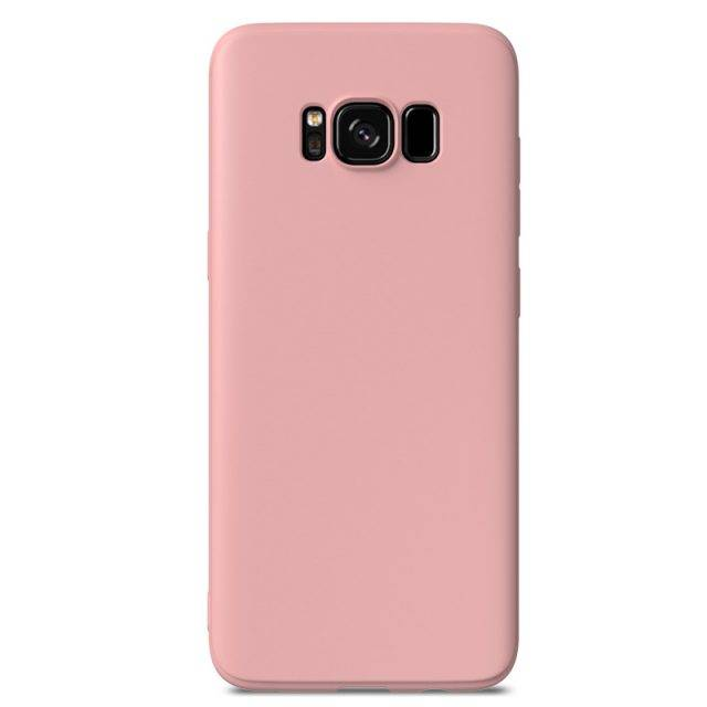 Soft Silicone Phone Case for Samsung Galaxy