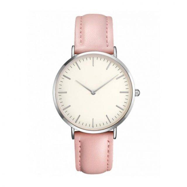 Quartz Leather Wristwatches for Couples and Lovers